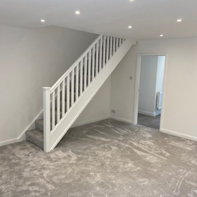 Full refurb & staircase redesign